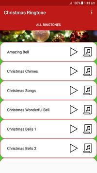 Christmas Songs Ringtone screenshot 1
