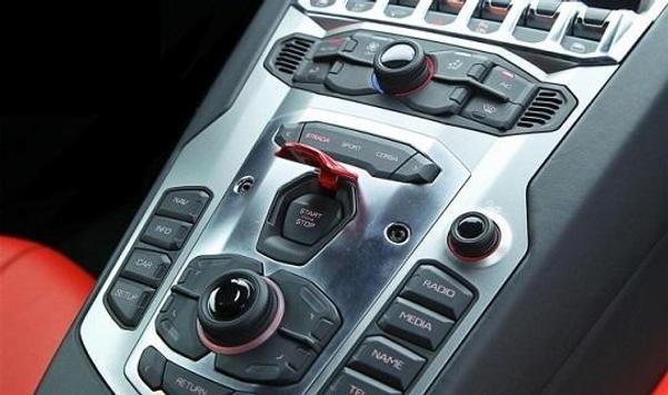 Car Sound (Lamborghini) screenshot 2
