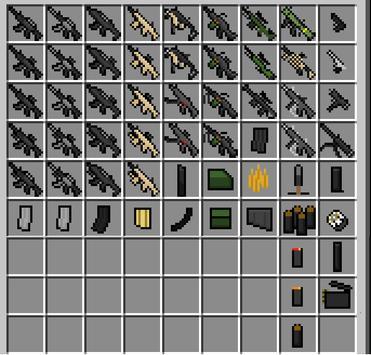 Guns Mod for MCPE apk screenshot