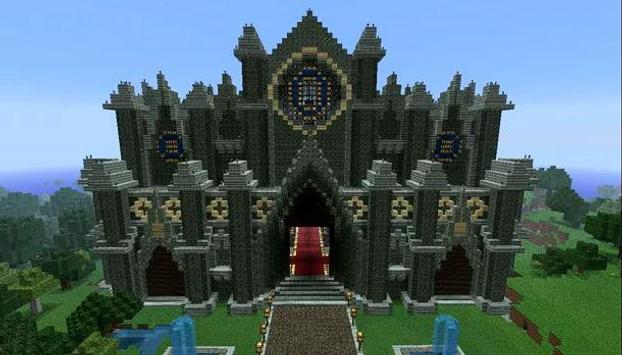 Buildings Example for MINECRAFT screenshot 2