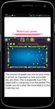 Guide How to Play 8Ball Pool screenshot 3