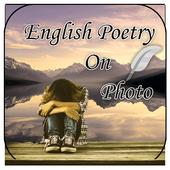 English Poetry On Photo icon