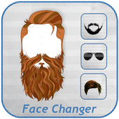 Face and Mustache Changer icon