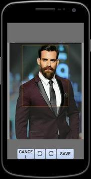 Face and Mustache Changer screenshot 1