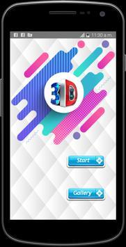 3d Logo maker & Logo designer poster