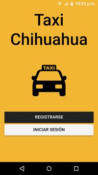 Taxi Chihuahua poster
