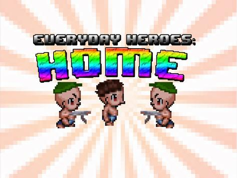 Everyday Heroes: Home apk screenshot
