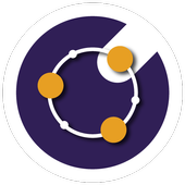 Circle In icon