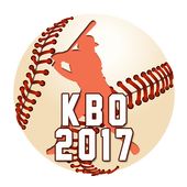 Korean BaseBall League 2017 icon