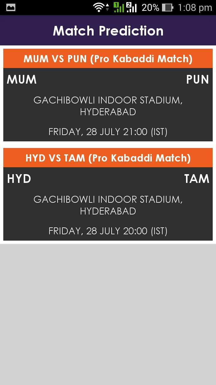 Dream11 Prediction For Kabaddi for Android - APK Download