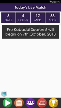 Kabaddi Live Updates poster