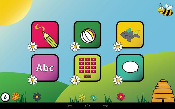 BeeBee Kids Preschool LITE poster