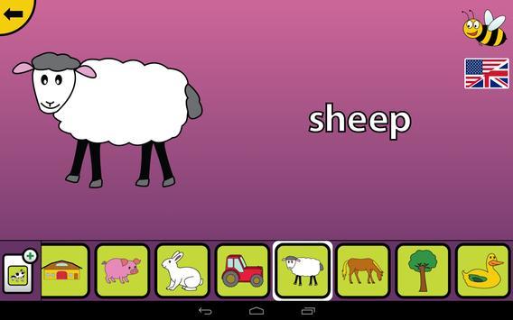 BeeBee Kids Preschool LITE apk screenshot