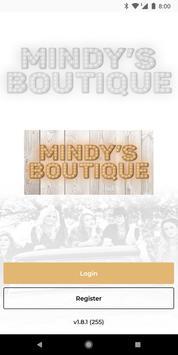 Mindys Boutique poster