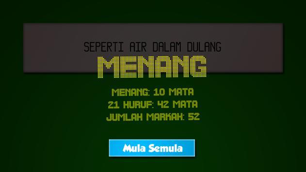 Teka Peribahasa screenshot 6