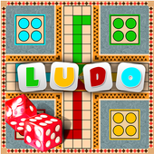 Ludo Indian Multiplayer Game icon
