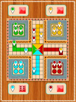 Ludo Indian Multiplayer Game poster