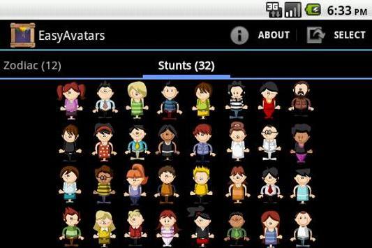 EasyAvatars screenshot 3