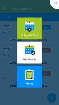 Reminds: Reminders for Water drink, Pills & Alarm (Unreleased) apk screenshot