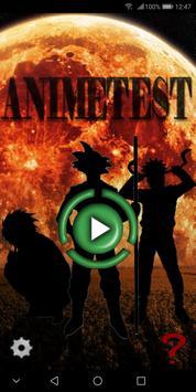Anime Test poster