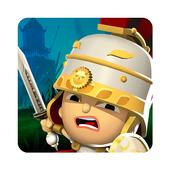 World of Warriors Zeichen