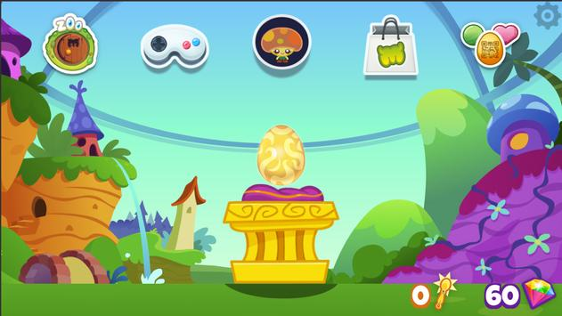 Moshi Monsters Egg Hunt poster