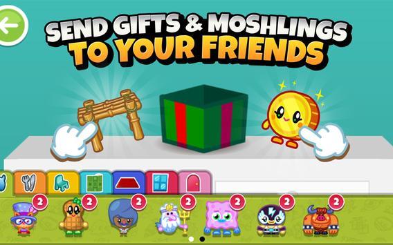 Moshi Monsters Egg Hunt apk screenshot