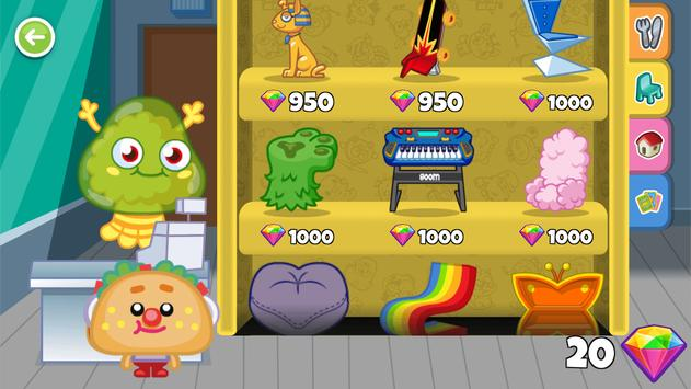 Moshi Monsters Egg Hunt apk screenshot