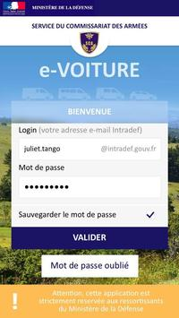 e-VOITURE poster