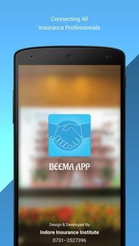 Beema App poster
