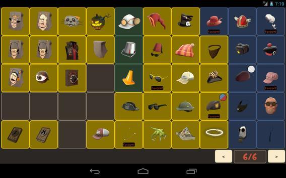 TF2 Backpack Viewer screenshot 7
