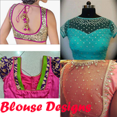 Blouse Designs New Trends HD icon