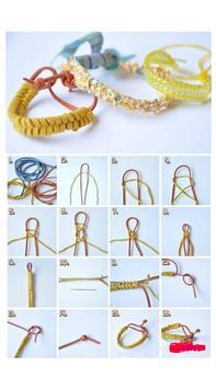 Creative Bracelet Ideas HD poster