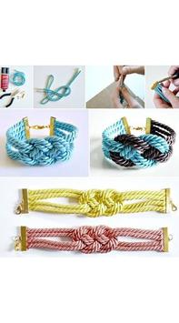 Bracelet Making Gallery HD apk screenshot