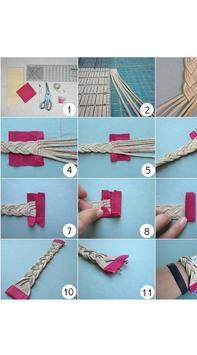 Stylish Bracelets Making Ideas HD apk screenshot