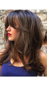 Selfie Hair Style HD step by step 2017 poster
