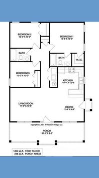 House Plan Designs HD screenshot 3
