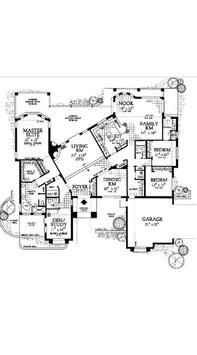 House Plans Collection HD screenshot 4