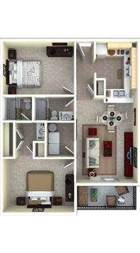 3D Home Plans Collection HD poster