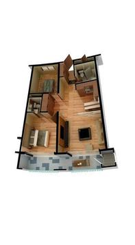 3D Home Plans HD poster