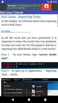 learn kali linux 2018 screenshot 4
