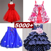 5000+ Latest Collection Of Baby Frock Designs HD icon