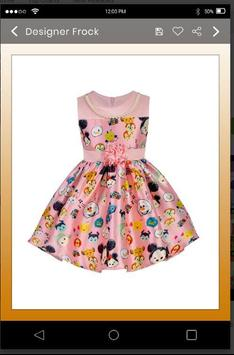 5000+ Latest Collection Of Baby Frock Designs HD screenshot 4