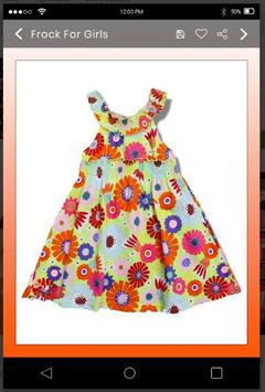 5000+ Latest Collection Of Baby Frock Designs HD screenshot 6