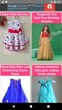 5000+ Latest Collection Of Baby Frock Designs HD poster