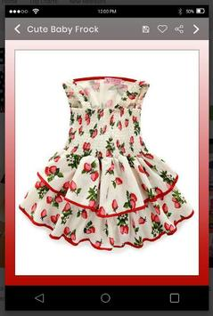 5000+ Latest Collection Of Baby Frock Designs HD screenshot 3