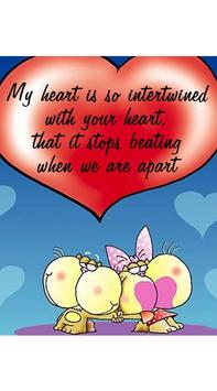 Love Picture Quotes Collection HD apk screenshot