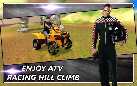 Mini Atv Beach Buggy Hill Adventure 3D screenshot 2