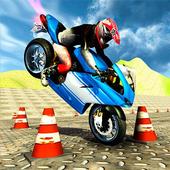 City GT Motorbike Rider icon