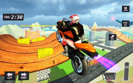 City GT Motorbike Rider screenshot 9